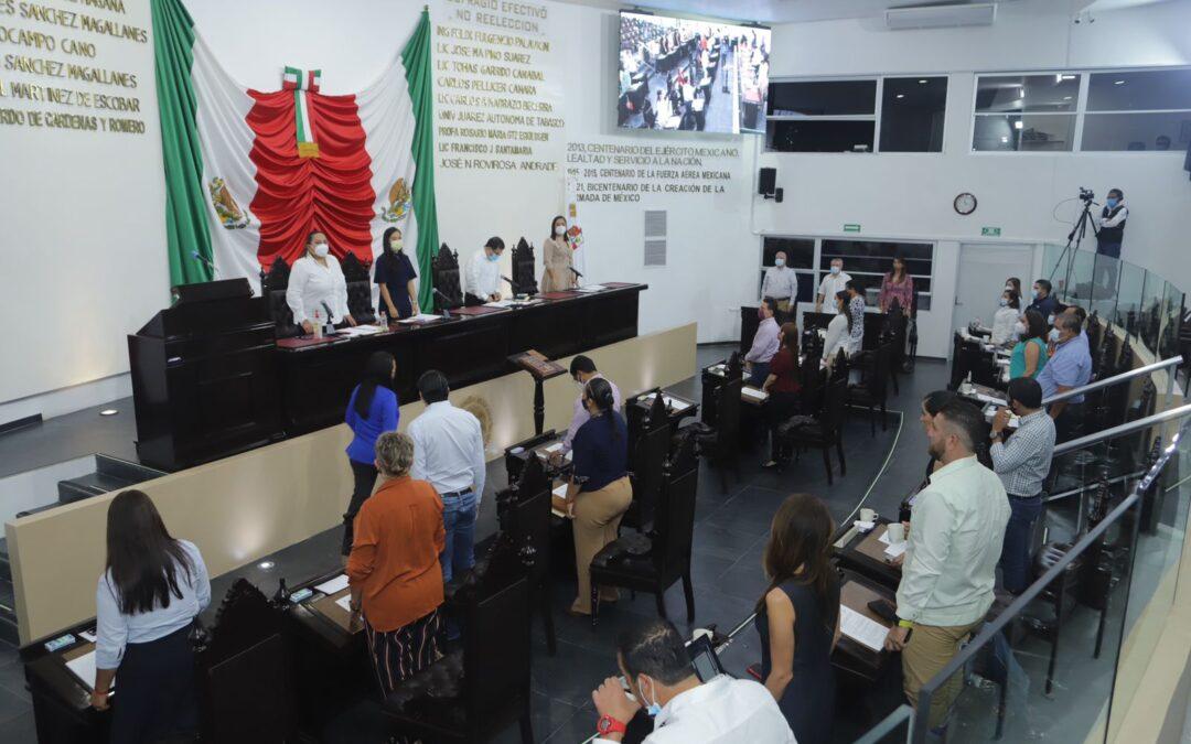 Declaran integradas las 16 comisiones ordinarias de la LXIV Legislatura