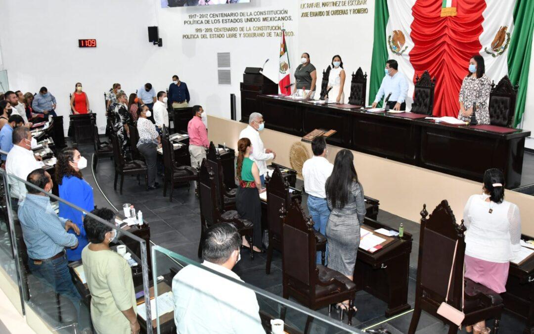 Presentan Agenda Legislativa para Primer Período Ordinario de Sesiones