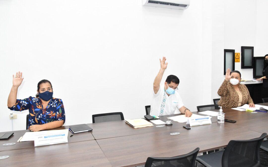 Avala Comisión designar a una Magistrada Suplente del TSJ y dejar insubsistentes tres decretos relativos a no ratificados