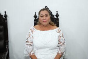 Diputada Beatriz Vasconcelos Pérez