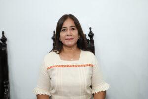 Diputada Casilda Ruiz Agustín