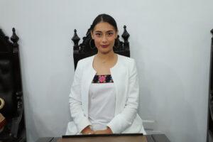 Diputada Karla Alejandra Garrido Perera