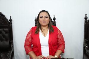 Diputada Maritza Mallely Jiménez