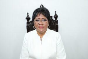 Diputada Marlene Martínez Ruiz