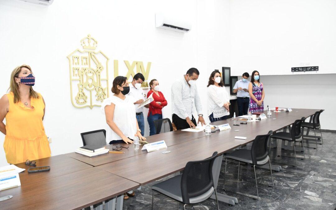 Reafirma Comisión de Educación compromiso de coadyuvar a mejorar acciones y programas en la materia