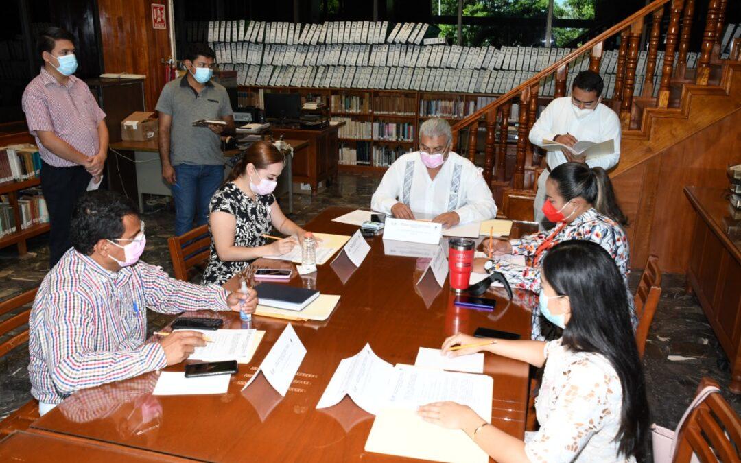 Aprueban en Comisión autorizar al Ejecutivo local enajenar predio a favor de la Secretaría de Marina