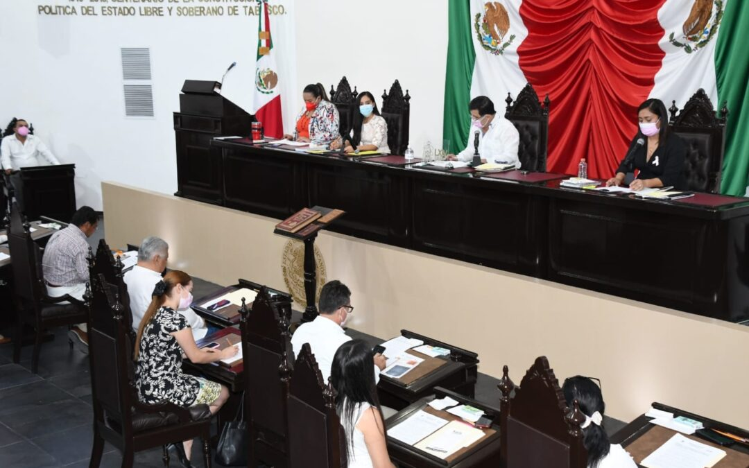 Diputadas y diputados presentan propuestas a favor de la ciudadanía