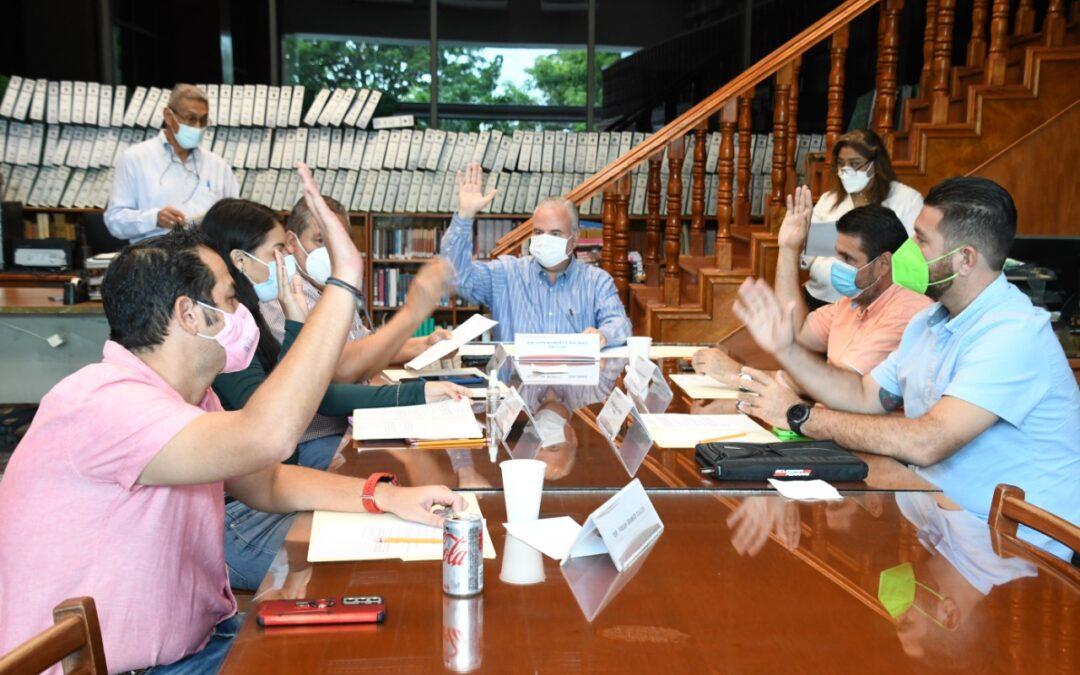 Avala Comisión de Auditoría Gubernamental Plan Anual de Trabajo