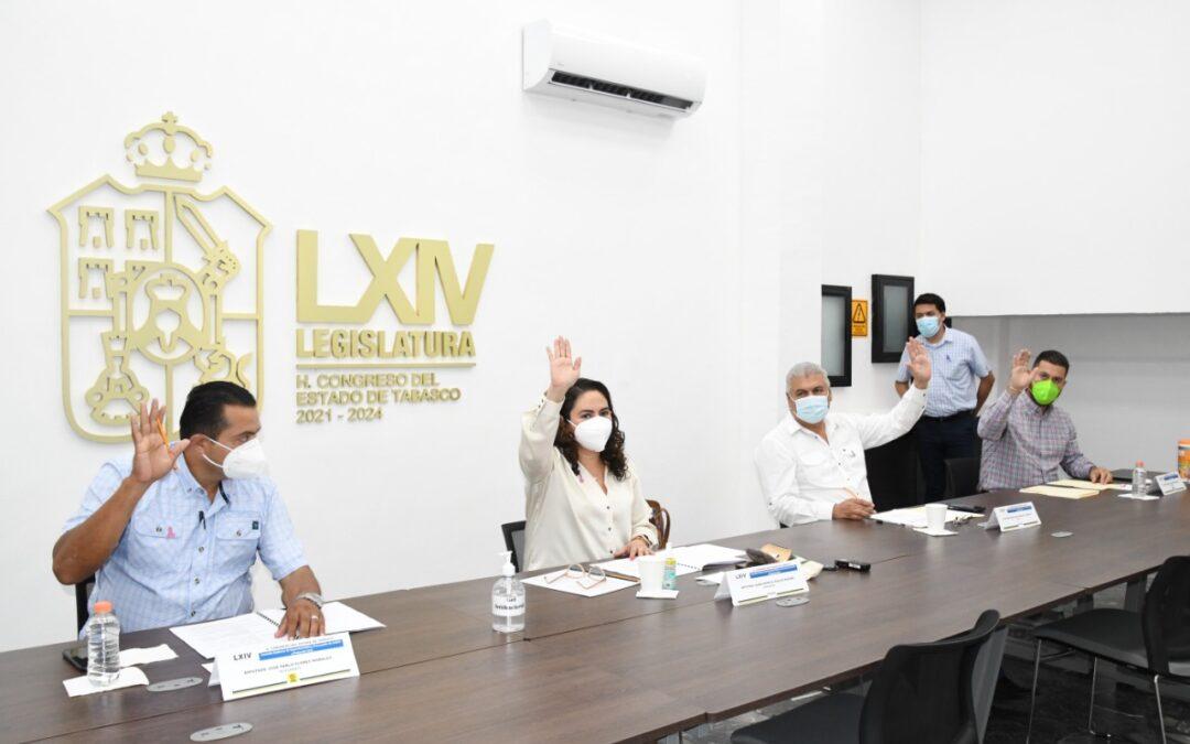 Planea Comisión de Seguridad Pública acercamiento con instancias del sector