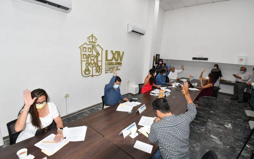 Aprueba Comisión de Gobernación Plan Anual de Trabajo