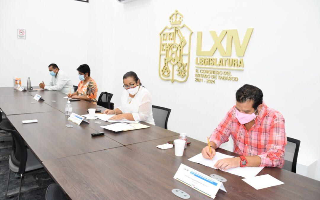Continúa el trabajo en comisiones en materia de desarrollo metropolitano y de salud